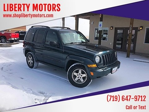 2005 Jeep Liberty for sale in Pueblo West, CO