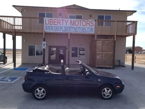 2000 Volkswagen Cabrio for sale in Pueblo West, CO