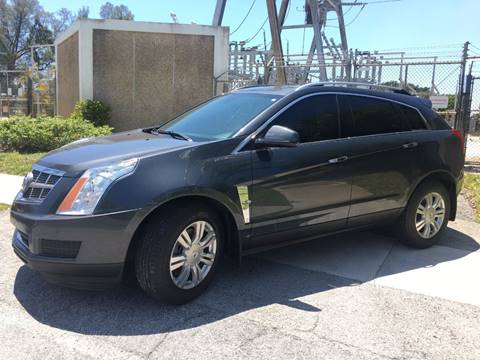 2010 Cadillac SRX for sale in Pompano Beach, FL