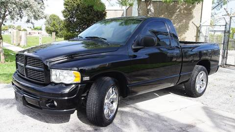 2003 Dodge Ram Pickup 1500 for sale in Pompano Beach, FL