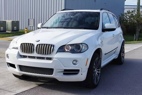 2008 BMW X5 for sale in Pompano Beach, FL