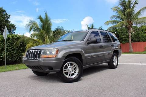 2002 Jeep Grand Cherokee for sale in Pompano Beach, FL