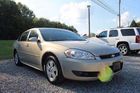 2010 Chevrolet Impala for sale in Farmville, VA