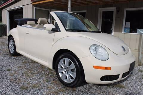 2008 Volkswagen New Beetle for sale in Farmville, VA