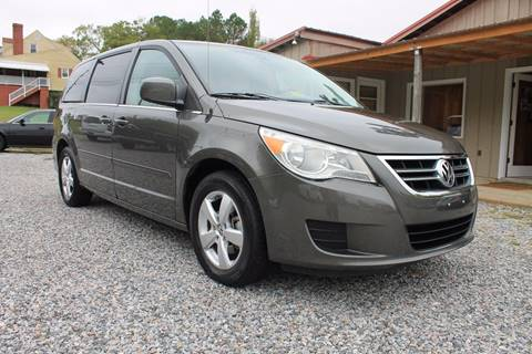 2010 Volkswagen Routan for sale in Farmville, VA