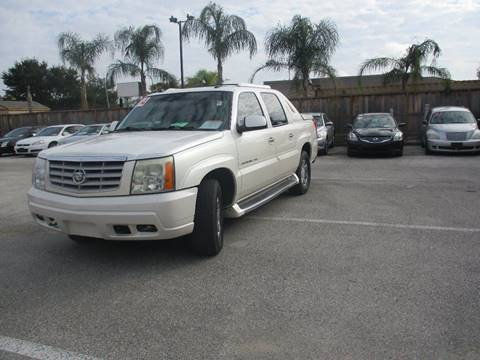 Used 2004 Cadillac Escalade For Sale in Texas - Carsforsale.com