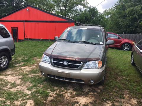 2005 Kia Sedona for sale at Atlanta South Auto Brokers in Union City GA