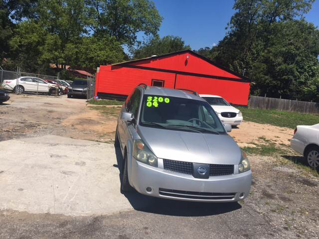 2004 Nissan Quest for sale at Atlanta South Auto Brokers in Union City GA