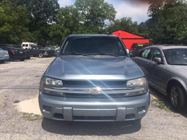 2006 Chevrolet TrailBlazer for sale at Atlanta South Auto Brokers in Union City GA