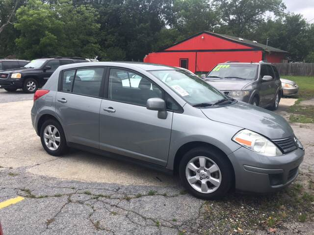 2008 Nissan Versa for sale at Atlanta South Auto Brokers in Union City GA
