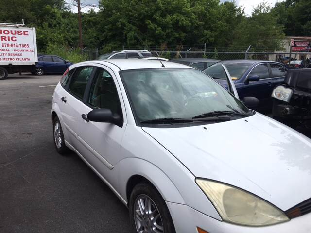 2002 Ford Focus for sale at Atlanta South Auto Brokers in Union City GA