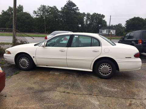 2002 Buick LeSabre for sale at Atlanta South Auto Brokers in Union City GA
