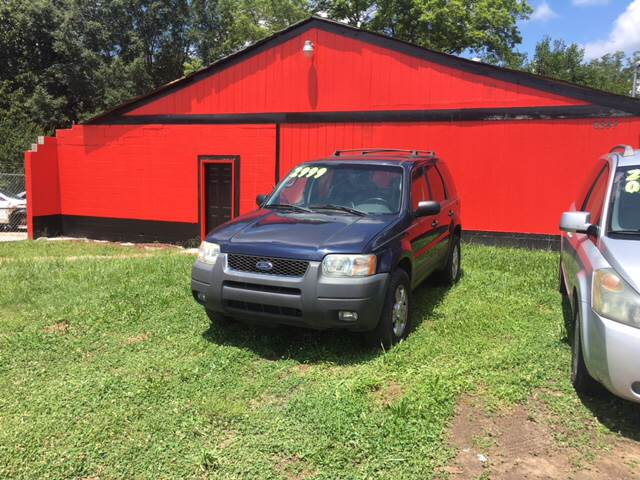 2003 Ford Escape for sale at Atlanta South Auto Brokers in Union City GA