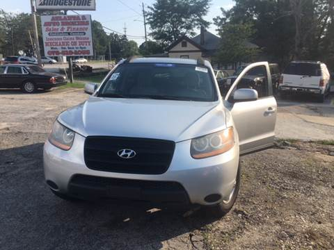 2008 Hyundai Santa Fe for sale in Union City, GA