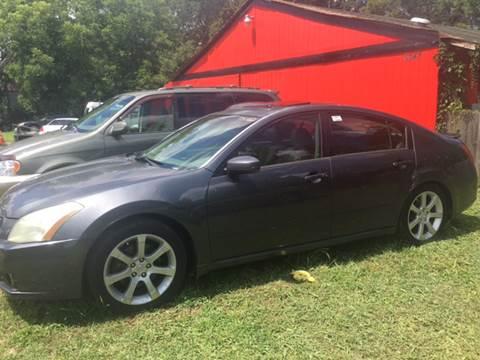 2007 Nissan Maxima for sale at Atlanta South Auto Brokers in Union City GA