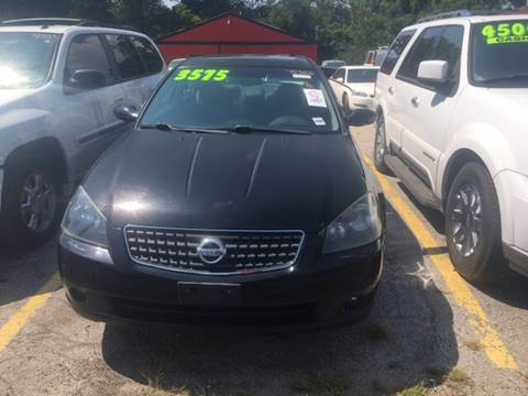 2005 Nissan Altima for sale at Atlanta South Auto Brokers in Union City GA