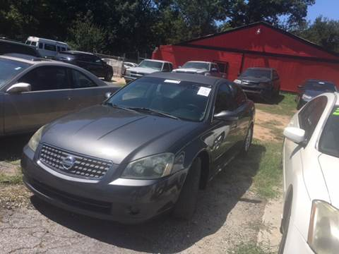 2005 Nissan Altima for sale at Atlanta South Auto Brokers in Union City GA
