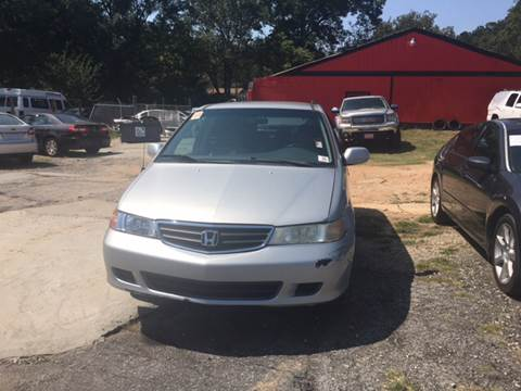 2003 Honda Odyssey for sale at Atlanta South Auto Brokers in Union City GA