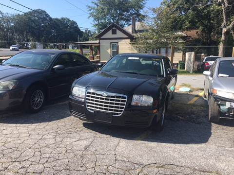 2005 Chrysler 300 for sale at Atlanta South Auto Brokers in Union City GA