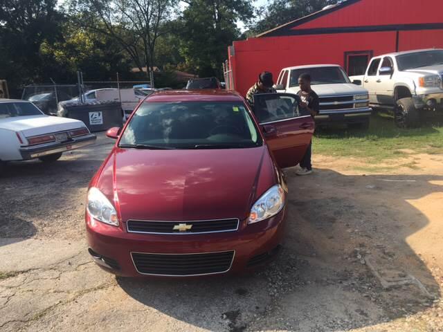 2010 Chevrolet Impala for sale at Atlanta South Auto Brokers in Union City GA