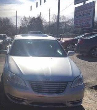 2012 Chrysler 200 for sale in Newnan, GA