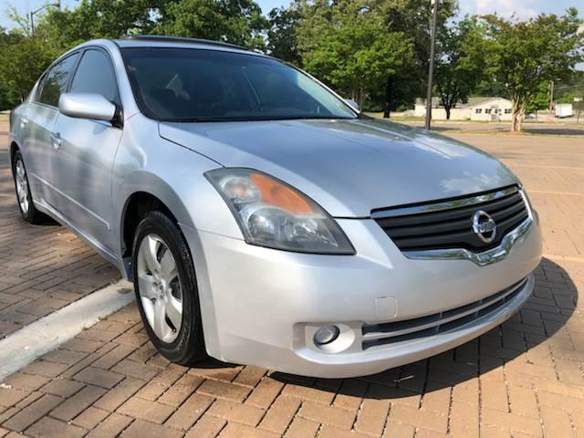 2007 Nissan Altima For Sale At Atlanta South Auto Brokers In Union City GA