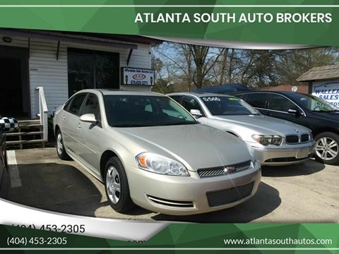 2012 Chevrolet Impala for sale in Newnan, GA