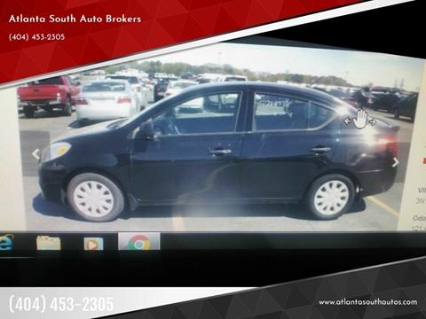 2014 Nissan Versa for sale in Newnan, GA