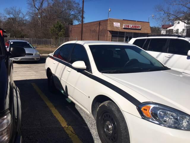 2006 Chevrolet Impala for sale at Atlanta South Auto Brokers in Union City GA