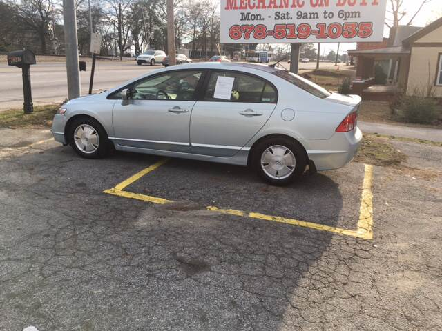 2008 Honda Civic for sale at Atlanta South Auto Brokers in Union City GA