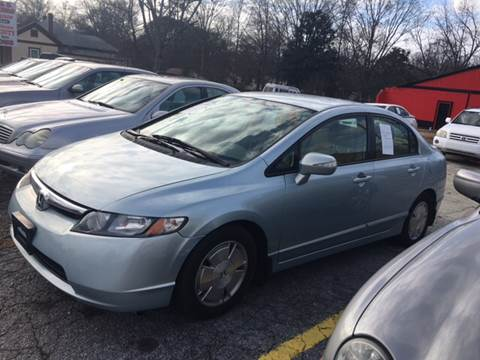 2008 Honda Civic for sale at Atlanta South Auto Brokers in Union City GA