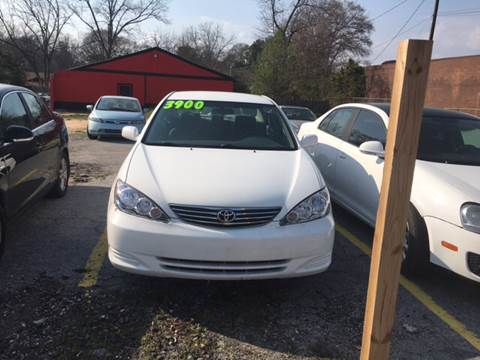 2006 Toyota Camry for sale at Atlanta South Auto Brokers in Union City GA