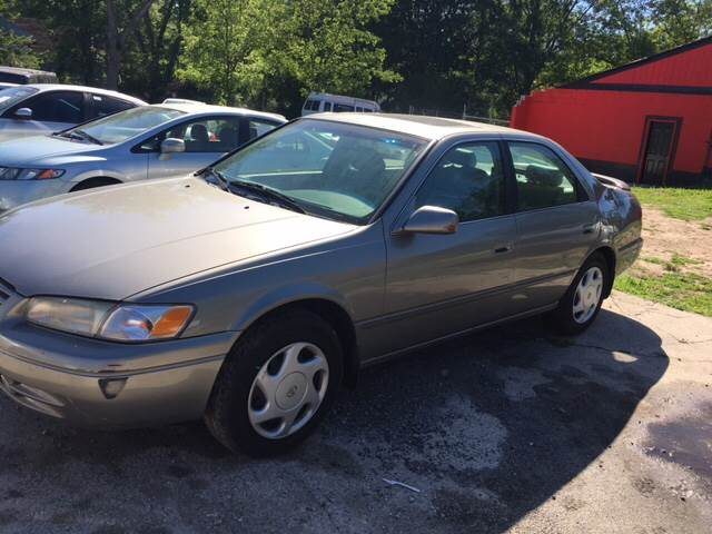 1998 Toyota Camry for sale at Atlanta South Auto Brokers in Union City GA