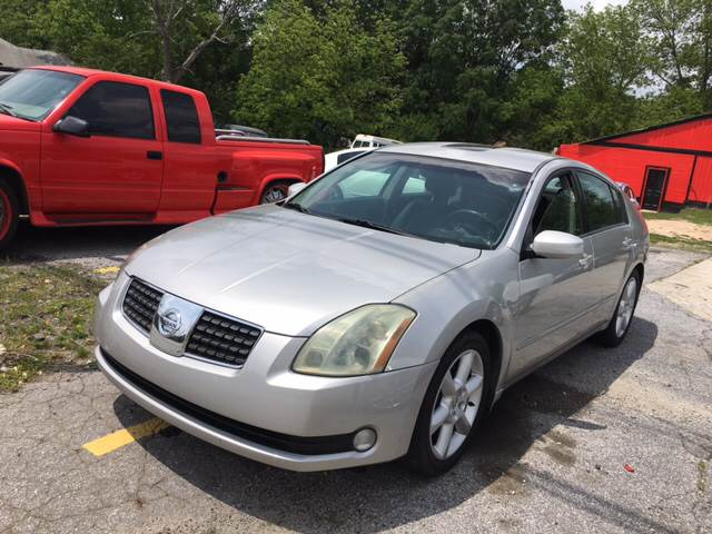 2004 Nissan Maxima for sale at Atlanta South Auto Brokers in Union City GA