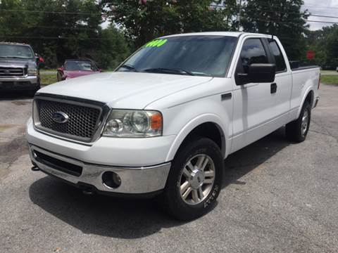 2007 Ford F-150 for sale in Pensacola, FL