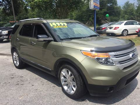 2012 Ford Explorer for sale in Pensacola, FL