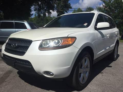 2007 Hyundai Santa Fe for sale in Pensacola, FL