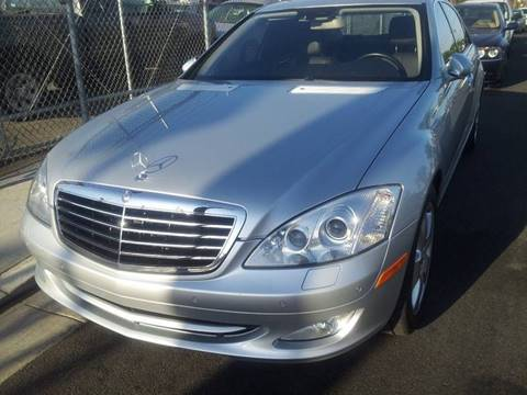 2007 Mercedes-Benz S-Class for sale in Lennox CA