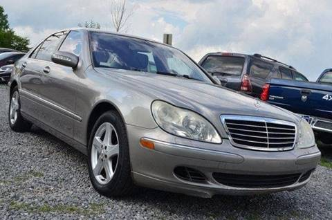 2005 Mercedes-Benz S-Class for sale in Lennox CA