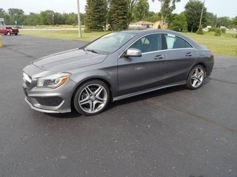 2014 Mercedes-Benz CLA for sale in Lennox CA