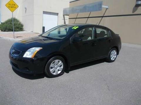 2012 Nissan Sentra for sale in Lennox, CA
