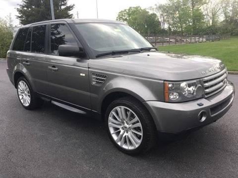 2008 Land Rover Range Rover Sport for sale in Lennox CA