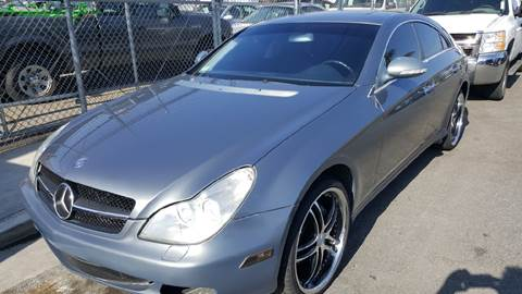 2006 Mercedes-Benz CLS for sale in Lennox CA