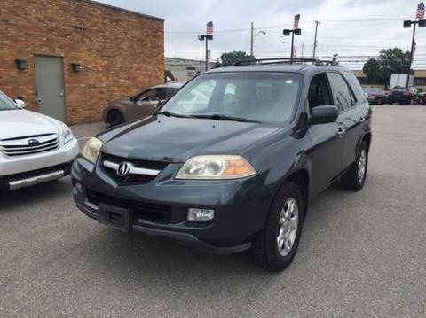 2006 Acura MDX for sale in Lennox, CA