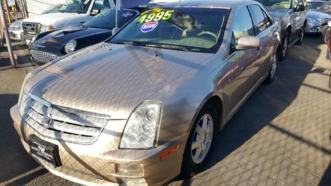 2005 Cadillac STS for sale in Lennox, CA