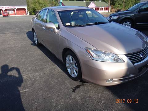 2008 Lexus ES 350 for sale in Pelham, NH