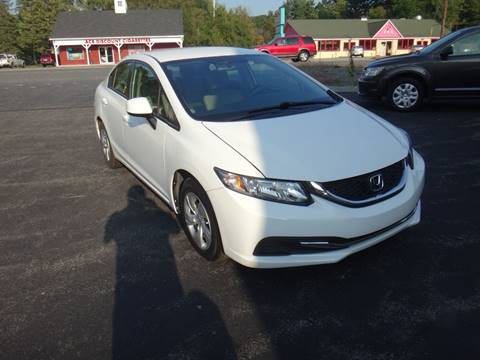 2013 Honda Civic for sale in Pelham, NH