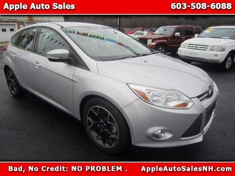 2013 Ford Focus for sale in Pelham, NH