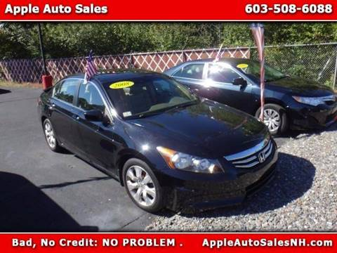 2008 Honda Accord for sale in Pelham, NH