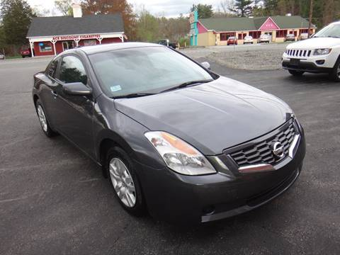 2009 Nissan Altima for sale in Pelham, NH